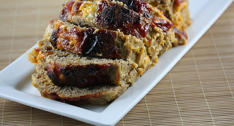 Incredibly Cheesy Turkey Meatloaf Recipe — Dishmaps