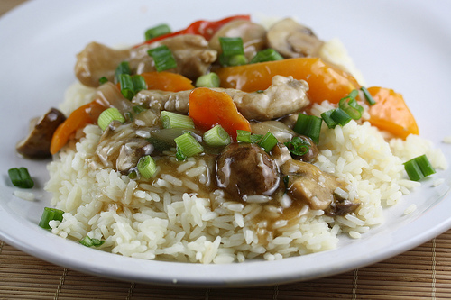 Asian Pork Stir Fry