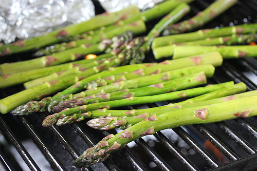 Simple Grilled Asparagus recipe