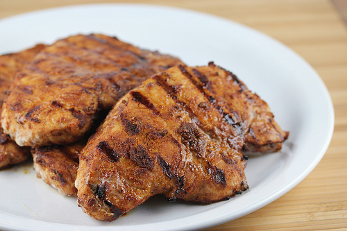 Smoked Grilled Pork Chops Recipe