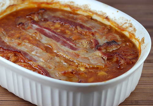 Simple and Quick Baked Beans Recipe