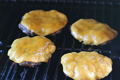cheese burgers