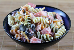 Ranch Pasta Cold Salad