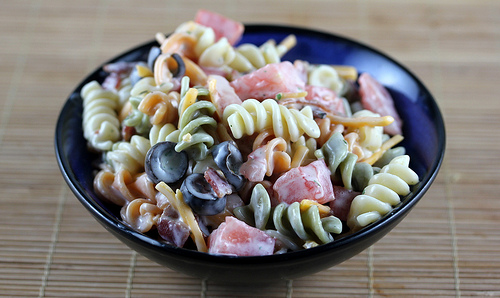 Ranch Pasta Cold Salad Recipe
