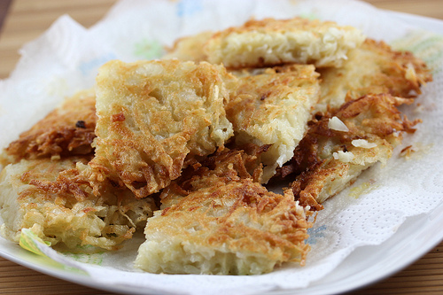 Simple Hash Brown Potatoes Recipe
