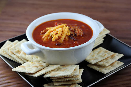 Simple Turkey Chili Recipe