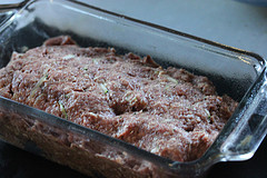 prepared meat loaf