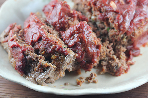 Low Carb Italian Meat Loaf