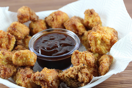 Buttermilk Chicken Nuggets
