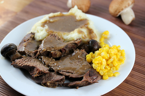 Slow Cooker Venison Roast