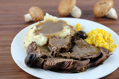 Slow Cooker Venison Roast Recipe
