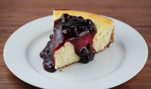 New York Style Cheesecake Recipe | Free Delicious Italian Recipes ...