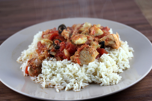 Slow Cooker Spanish Chicken Recipe