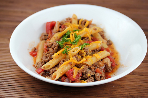 Cheeseburger Pasta Recipe