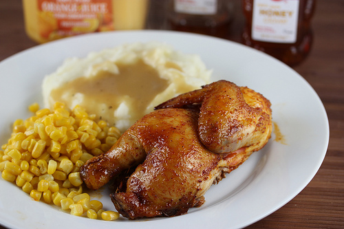 Cornish Game Hens Recipe