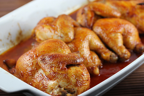 Simple Cornish Game Hens Recipe
