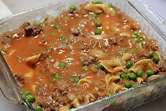 Spanish Noodles Casserole Recipe