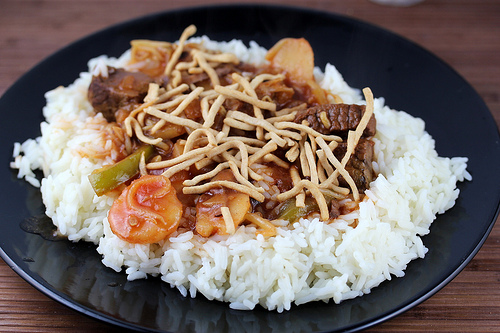 Slow Cooker Asian Style Round Steak