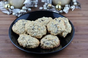 Chocolate Chip Oatmeal Cookie Recipe