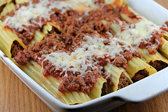 Stuffed Manicotti Shells Recipe