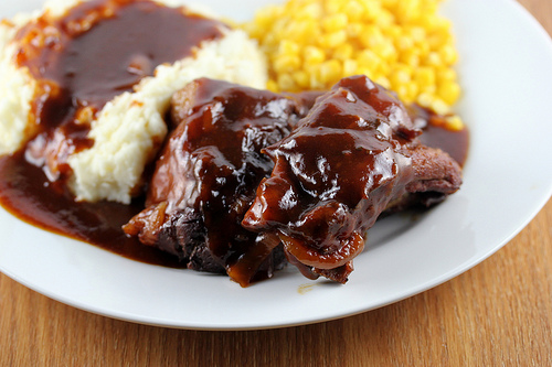 Slow Cooker Lazy Mans Ribs Recipe