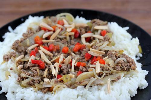 Hamburger Chop Suey Recipe