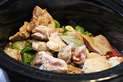 Slow Cooker Chicken and Shrimp Recipe