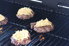 Grilled Dijon Bacon Cheeseburgers Recipe