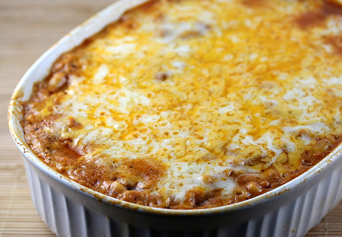 Simple Pizza Casserole Recipe
