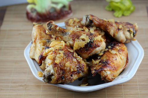 Family Style Broiled Chicken Recipe