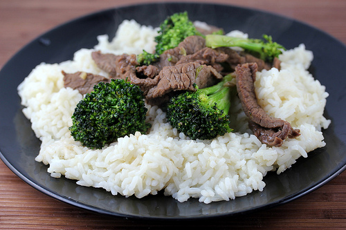 Broccoli and Beef Stir Fry