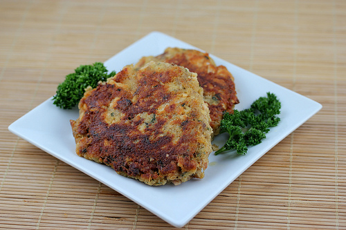 Simple Salmon Patty Recipe