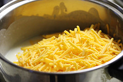 Stove Top Macaroni and Cheese recipe