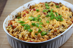 Tomato-Cheese Macaroni Recipe