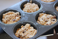 Ginger Date Muffins Recipe