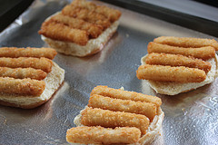 Fish Cheeseburgers Recipe