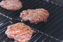 Grilled Steakhouse Burger recipe