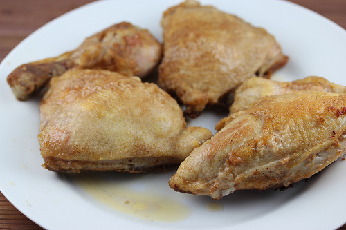 Simple Skillet Fried Chicken Recipe