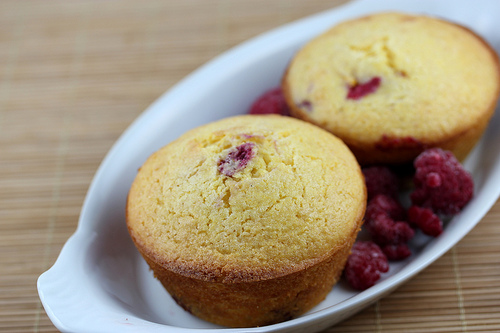 Low Fat Corn Muffin 56