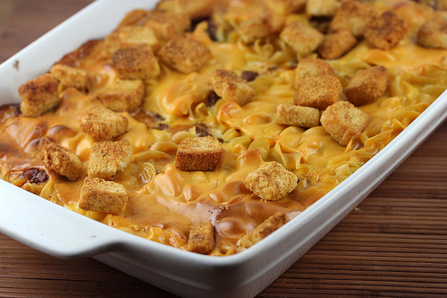 Cheese Burger Casserole Recipe