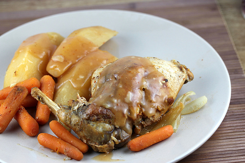 Rabbit Hunters Slow Cooker Pot Roast