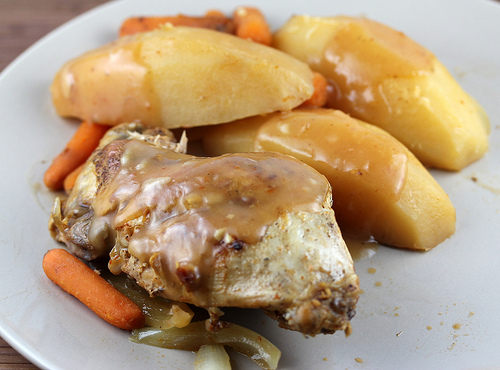 Rabbit Hunters Slow Cooker Pot Roast Recipe