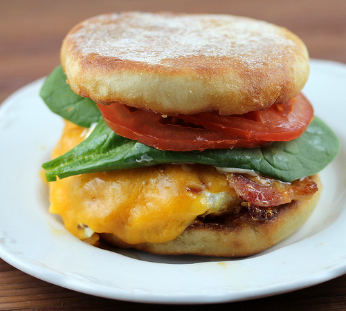 Epic Breakfast Sandwich Recipe