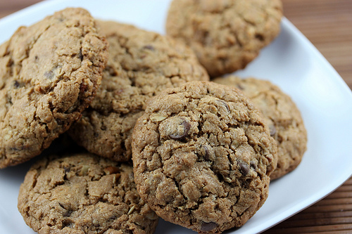 Chocolate Oatmeal Cookies Recipe