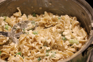 egg noodle mix