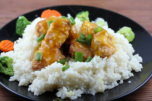 lemon chinese chicken