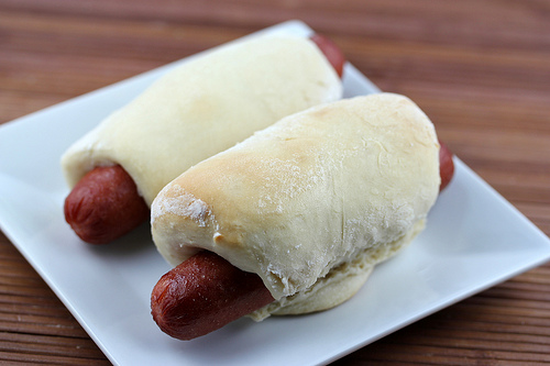 Start From Scratch Pigs In a Blanket Recipe