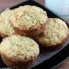 buttermilk oatmeal muffins recipe