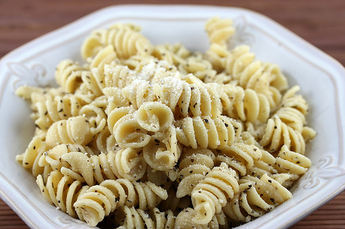Lemon Basil Pasta Recipe