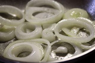 beer braising onions